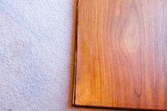 Damaged drawer