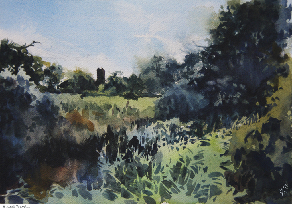Sketch_landscape_ScotlandLunanBay_1024px