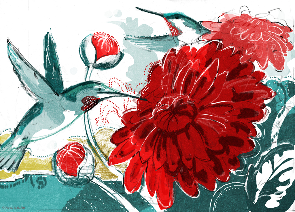 SKETCH_hummingbirds_colour_test_1024