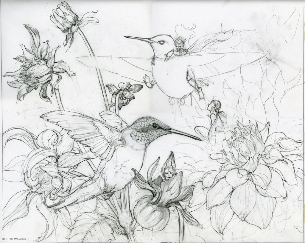 SKETCH_hummingbirds_pencil_1024